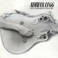 Adrian Legg - Technopicker [CD]
