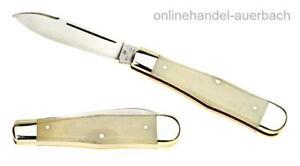 KLAAS Flaschenerl Knochen Carbonstahl Taschenmesser Klappmesser Messer