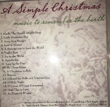 A SIMPLE CHRISTMAS by 7 Geese Flying,Clark Bondy(CD,Music)RARE VINTAGE-SHIPS N24