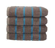 4 tlg. Handtücher Handtuch Set ICELAND 100% Baumwolle Farbe beige 4 Handtücher 5