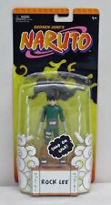 Naruto Rock Lee Snap-On Gear Mattel NIP 4+ 2006 6 inch S202-5