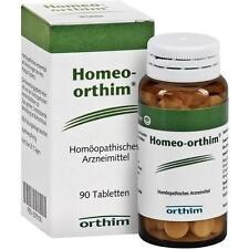 HOMEO ORTHIM BLUTHOCHDRUCK TABLETTEN 90ST 5370109