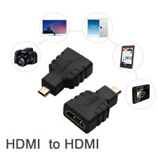 Micro HDMI type D to HDMI Female Converter Adapter For Microsoft Surface