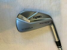 Look! Shop Worn Honma Golf Rose Proto Forged 4 Iron Modus 120 Stiff