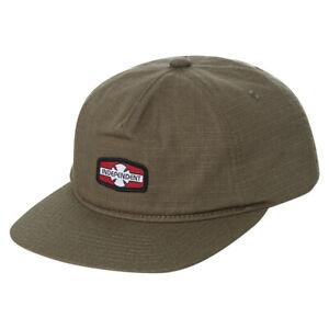 Independent OGBC Rigid Ripstop Snapback Cap Mens in Jungle
