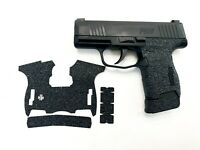 HANDLEITGRIPS Textured Rubber Gun Grip Tape Gun Parts SIG SAUER P365