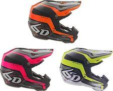 6D ATR-1 Fuse Helmet - Motocross Dirtbike Offroad Adult