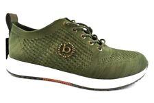 Bugatti Herren Sneaker Grün in der Gr. 42     Wechselbare Einlegesohle
