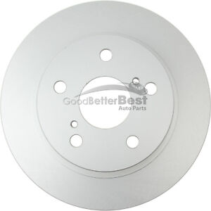One New OPparts Platinum Disc Brake Rotor Rear 40251272 for Scion tC