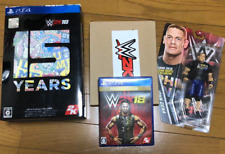 WWE 2K18 Collectors Edition (English Ver.) Used Japan Boxed Tested Geo Monopoly