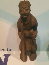 African Tribal Statue Ceremonial
