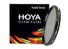 Hoya 77mm / 77 mm Variable Density (ND3~ND400) Filter - NEW