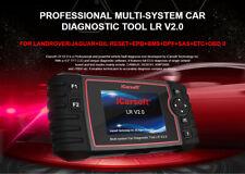 iCarsoft LR V2.0 OBD2 Diagnostic Scan Tool for Land Rover/Jaguar ABS SRS Oil res