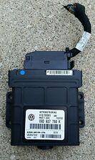 04 VW VOLKSWAGEN TOUAREG V6 3.2L TCM TCU TRANSMISSION CONTROL MODULE 09D927750K