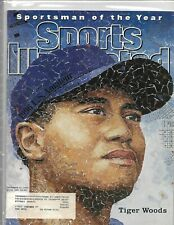 "SPORTS ILLUSTRATED DECEMBER 23, 1996  TIGER WOODS ""SPORTSMAN OF THE YEAR"""