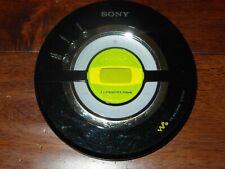 Sony D-Ej100 Psyc Cd Walkman G-Protection Digital Mega Bass Cd-R/Rw Tested Works