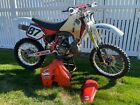 Picture Of A 1987 Honda CR500R