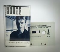 Sting - The Dream Of The Blue Turtles Cassette