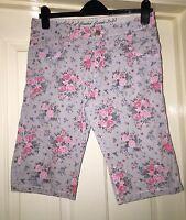 H&M Boho Floral Shorts, Size 10- Lovely!