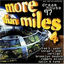 More than Miles 4 (1997) Red 5, Sash, Vertigo, Robert Miles, Nalin & Ka.. [2 CD]