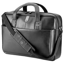 """New Original HP H4J94AA Professional Leather Case for up to 17"""" laptops"""