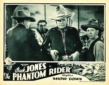The Phantom Rider - Classic Cliffhanger Serial Movie DVD Buck Jones