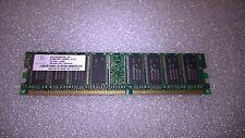Memoria DDR Nanya NT512D64S8HC0G-6K 512MB PC2700 DDR-333MHz CL2.5 184 Pin