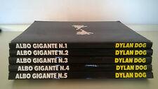 DYLAN DOG - albo GIGANTE originali da 1 a 5 1993-1996