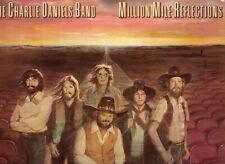"""CHARLIE DANIELS BAND """"MILLION MILE REFLECTIONS"""" 1979 OZ LP """"DEVIL WENT DOWN..."""""""
