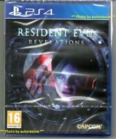 Resident Evil Revelations HD  'New & Sealed'   *PS4(Four)*