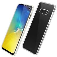 SDTEK Case for Samsung Galaxy S10e Full Body 360 Gel Cover Front and Back
