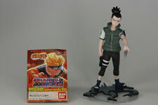 Bandai gashapon toy Anime Naruto figure Nara Shikamaru