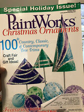 PAINT WORKS--HOLIDAY ISSUE 2013