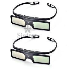 [Sintron] 2X 3D Active Glasses for DLP-Link Optoma 3D Glasses X320UST W351 W515T