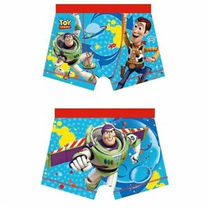 Boys Disney Licensed Toy Story Pants Briefs Boxers Age 5-6 Years