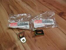 NEW YAMAHA YZF1000R YZF1000 R THUNDERACE PAIR HOOK SEAT HOOKS X2 4SV-24755-00