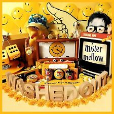 Washed Out MISTER MELLOW Stones Throw NEW SEALED YELLOW COLORED VINYL LP