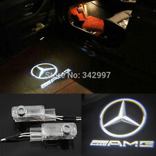 AMG Logo LED Light Door Projector For Mercedes Benz R ML W164 ML350 R300 GL450