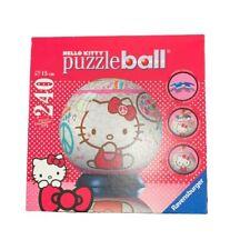 Hello Kitty Puzzle Ball Ravensburger 240 Piece Puzzle