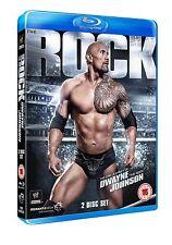 WWE The Epic Journey of Dwayne The Rock Johnson [2 Blu-rays] NEU DEUTSCH Blu-ray