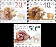 2003 Kazakhstan Fauna Domestic and Wild Sheep MNH