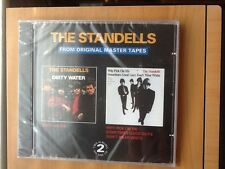 THE. STANDELLS. Cd.   Dirty water /  why pick on me  sometimes good guys don' t