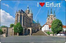 Kühlschrankmagnet,Magnetschild,Magnet-I´Love Love Erfurt II