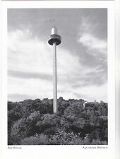 "*Postcard-""The Sky Spiral"" (Opened 1979)-*Aquarena Springs,San Marcos Tx (D-164)"