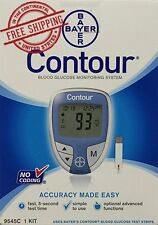 Accuracy Blood Glucose Monitor System Diabetes Sugar Meter Carbs Monitoring Aids