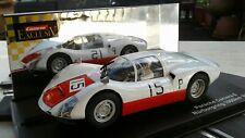 Porsche C6 Für Carrera 124 Nummer 15 exclusiv Carrera mit Vitrine Nürburgring