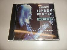 CD Johnny Winter – The World of Johnny Winter (gangster of Love)