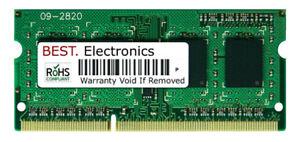 8GB Acer Aspire ES1-311 Arbeitsspeicher DDR3 SODIMM Ram 1600 MHz Speicher