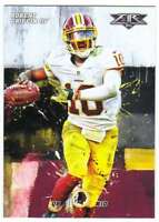 2015 Topps Fire Football #86 Robert Griffin III Washington Redskins