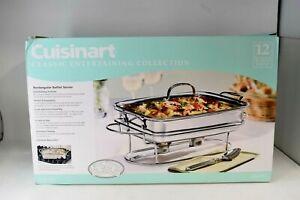 Cuisinart Classic 5qt. Rectangular Buffet Server